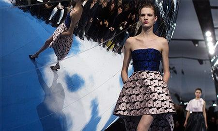 Christian Dior & Nina Ricci