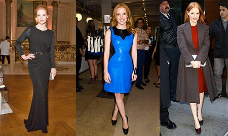 Get Her Look: Jessica Chastain