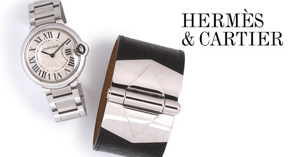 Hermès + Cartier