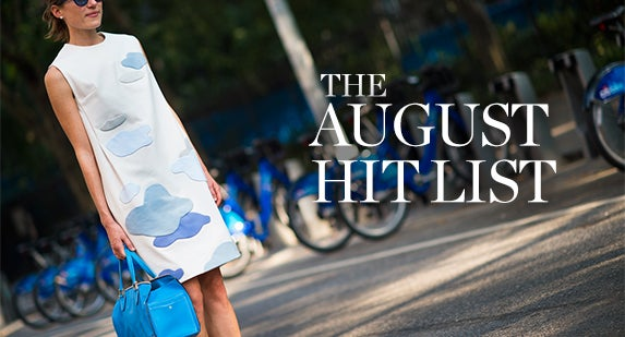 The August Hit List