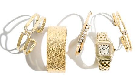 New In: Fine Jewelry & Watches