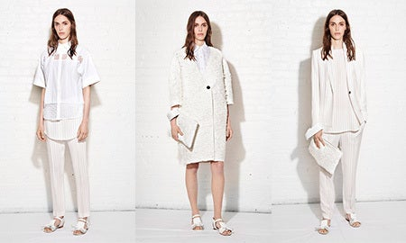 Workwear Refresh: Crisp & Cool Whites
