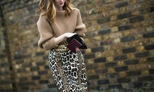 Perfect Pairing: Neutrals & Animal Prints