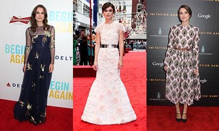 Get Her Look: Keira Knightley's Ethereal Elegance