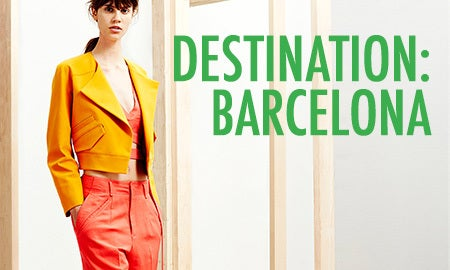 Destination: Barcelona