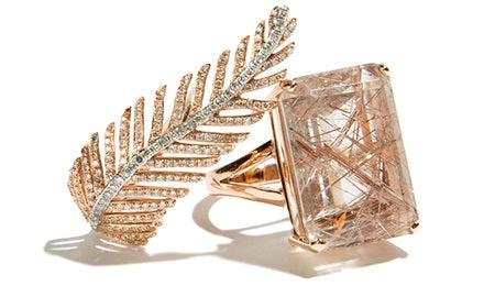Fine Edge: Cool-Meets-Classic Jewelry