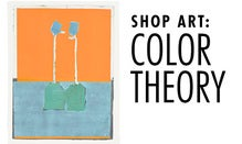 Color Theory: Shop Art