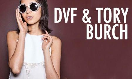 DVF + Tory Burch