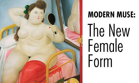 Modern Muse: The New Female Form