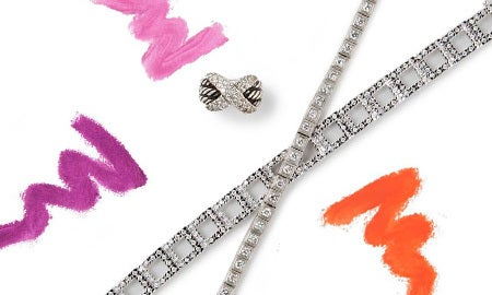 Mother's Day Gift Guide: Diamond Jewelry
