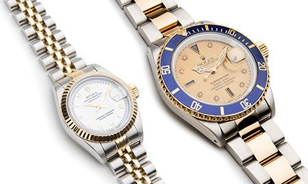 Time Keeper: Rolex, Breitling & More