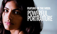Feature Of The Week: Powerful Portraiture