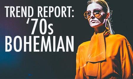 Trend Report: '70s Bohemian