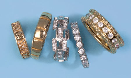 Everyday Classics: Diamond Jewelry