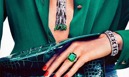 Master Pieces: Cartier, Van Cleef & More