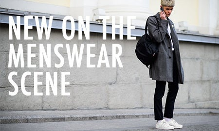 New On The Menswear Scene