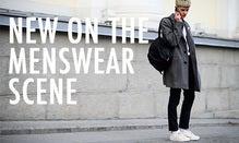 New On The Menswear Scene