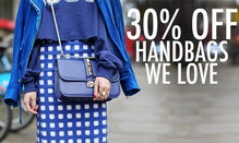 30% Off Handbags We Love