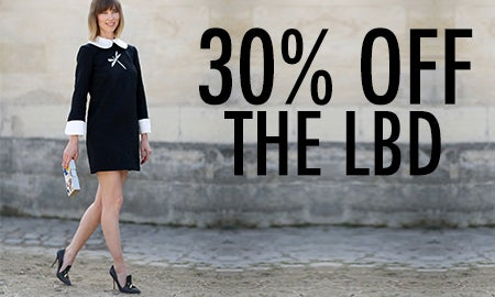30% Off The LBD