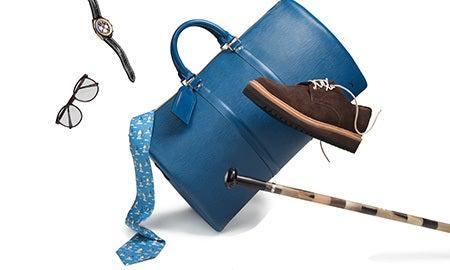 The Fine Details: Men's Accessories