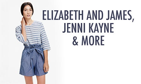 Elizabeth and James, Jenni Kayne & More