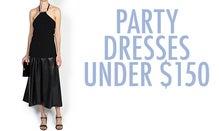 Party Dresses Under $150