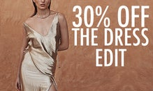 30% Off The Dress Edit