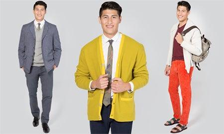 The Men's Trend Report