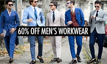 60% Off Men's Workwear