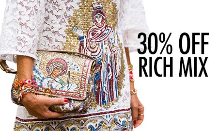 30% Off Rich Mix