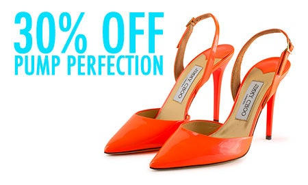 30% Off Pump Perfection