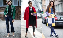 Fall Essential: The Statement Coat