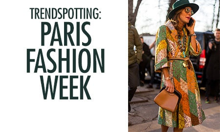 Trendspotting: Paris Fashion Week