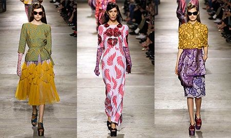 PFW Designer Spotlight: Dries Van Noten