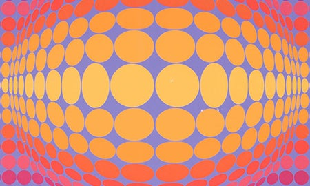 Graphic Impact: Vasarely & More