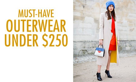 Must-Have Outerwear Under $250