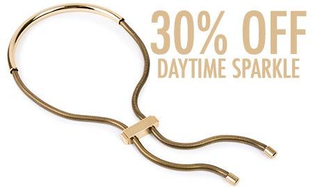30% Off Daytime Sparkle