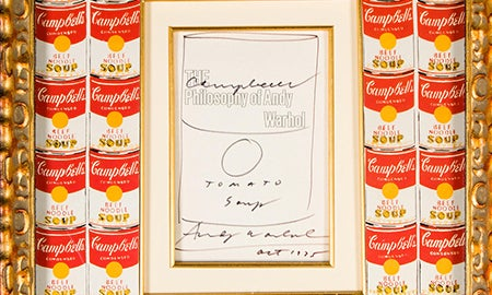 Contemporary Masters: Warhol & More