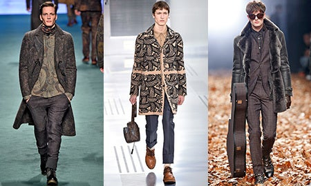 Pattern Play: Menswear