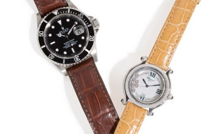 Timeless Timepieces: His & Hers Watches