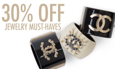 30% Off Jewelry Must-Haves