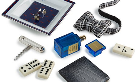Armed & Ready: Men's Accessories