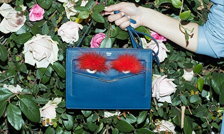 In Love With . . . The Statement Bag