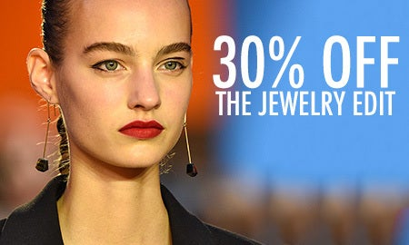30% Off The Jewelry Edit