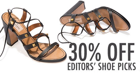 30% Off Editors' Shoe Picks