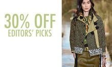30% Off Editors' Picks