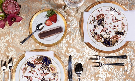 Fine Dining: The Modern Tablescape