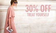 30% Off Treat Yourself