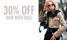 30% Off New With Tags