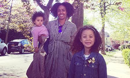 Mother's Day Guest Editor: Allure's Nicole Chapoteau